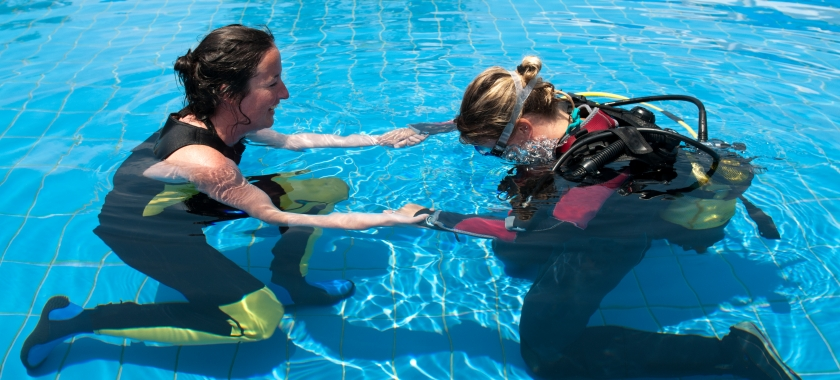Scuba diving instructor applications flood in