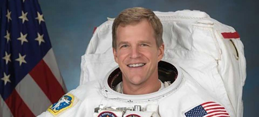 Former NASA astronaut Dr. Scott Parazynski joins Blue Abyss
